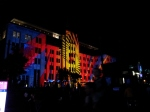 MCA lit up - Vivid 2012