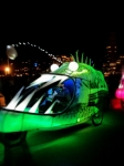 Glowing Fish - Vivid 2012