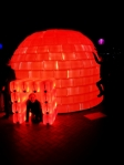 Glowing Igloo - Vivid 2012